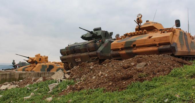 Ankara'dan sert Afrin mesajı: YPG'yi korumaya gelene fırsat vermeyiz!