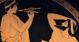 Beşinci yüzyılın Atina'sında, erkekler erkeklerle yatıyordu