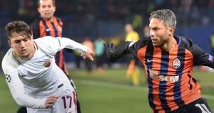 Cengiz Ünderin attığı gol Romaya yetmedi