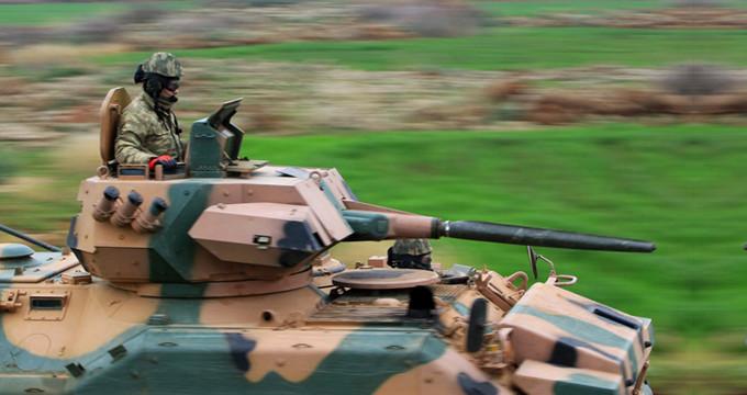 """Esad yanlısı milislerin Afrin hamlesi sonrası TSK'ya """"anında vur"""" emri"""