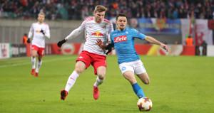 Napoli 2 farklı kazanmasına rağmen Avrupadan elendi