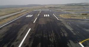 3. Havalimanında pist hazır! Gözler 26 Şubatta