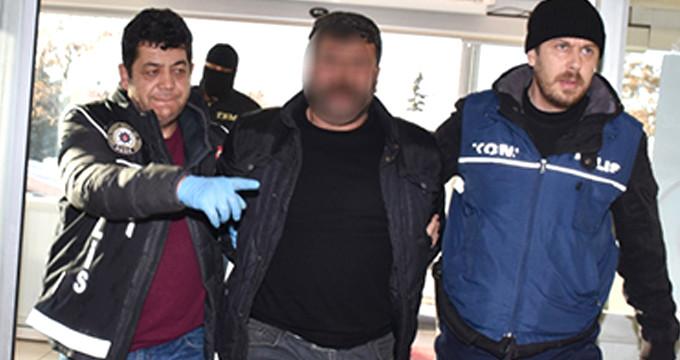 Aksaray'ın kabusu Kürt Yaşar yakalandı!