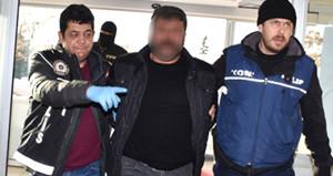 Aksarayın kabusu Kürt Yaşar yakalandı!