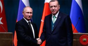 Dev projenin temelini Erdoğan ve Putin atacak