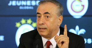 Galatasaray Başkanı Cengizden şampiyonluk sözleri