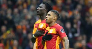Galatasaray evinde konuk ettiği Bursaspora fark attı!