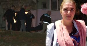 3  gündür haber alınamayan  kadın, yarı çıplak halde ölü bulundu!