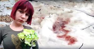 Korkunç ölüm! Köpekler okuldan eve dönen kızı parçaladı