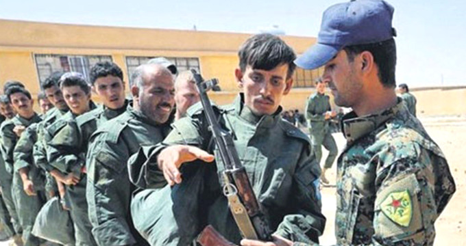 PKK'nın Ezidileri zorla silahlandırıp savaştırmasına tepkiler çığ gibi