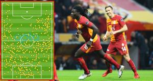 Galatasaray - Bursa maçı tarihe geçti