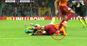 Galatasarayda korkulan oldu