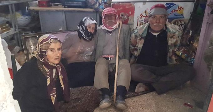 Teröristler, ihtiyar köylüleri bağlayıp mayınla tuzaklamış!