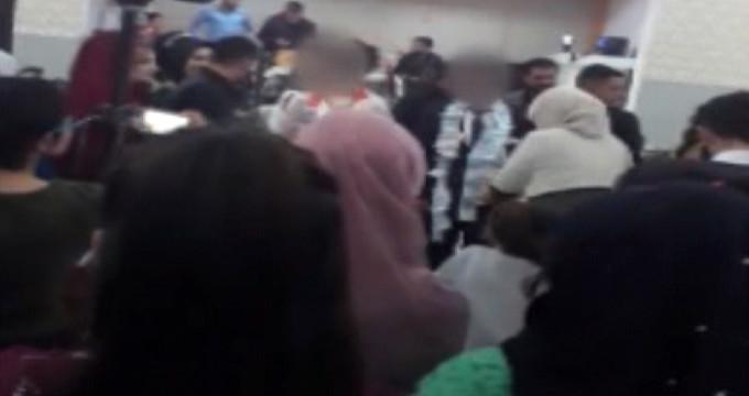 13 yaşındaki kız, 23'lük kuzeniyle evlendirildi, polis salonu bastı