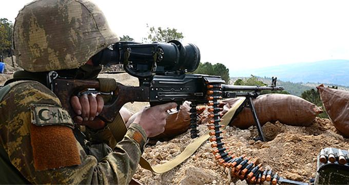 Zeytin Dalı'nda etkisiz hale getirilen terörist sayısı güncellendi