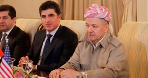 Bağdat'tan çekilmeyeceğiz diyen Barzani'den maaş itirafı!