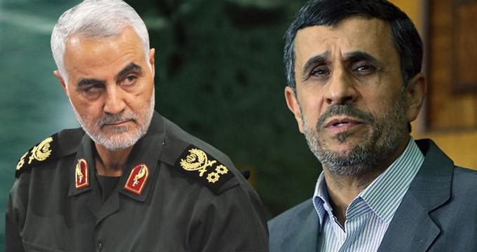 Adını Suriye'de duymuştuk! Ahmedinejad ünlü generalden yardım istedi