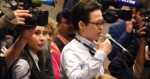 Çavuşoğlu'nun fırçaladığı Kazak gazetecinin kimliği belli oldu