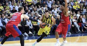 Fenerbahçe Doğuş son saniyede yıkıldı!