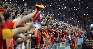 Galatasaraydan taraftara uyarı