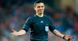 Karadağ-Türkiye maçında Mazic düdük çalacak