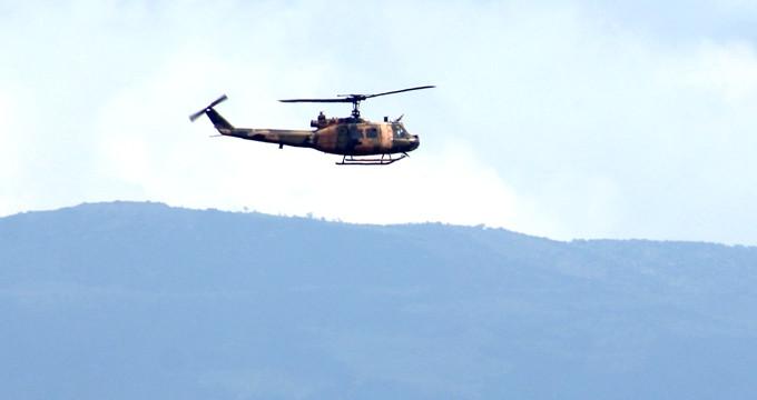 TSK, Afrin'e havadan Arapça ve Kürtçe bildiriler attı