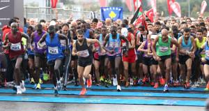 40. İstanbul Maratonunda dağıtılacak ödül miktarı dudak uçuklattı