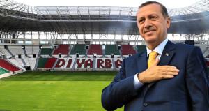 Erdoğan müjdeyi verdi: Türkiye Kupası finali Diyarbakırda oynanacak