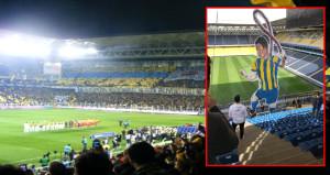 Dev derbi öncesi Fenerbahçenin yapacağı koreografi sızdı!