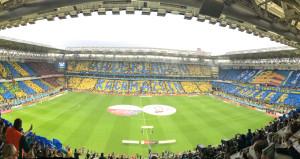 Fenerbahçe taraftarından Galatasaraya tarihi gönderme