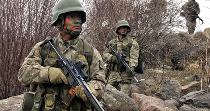 Gözler Afrin'deyken komandolar yurt içinde 27 PKK'lıyı öldürdü