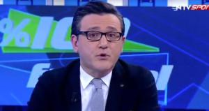 NTV Spor yayın hayatına böyle veda etti!