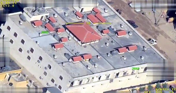 """TSK, uluslararası medyanın """"Hastane vuruldu"""" yalanını videoyla çürüttü"""