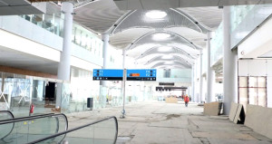 3. Havalimanında mağazaların kiralama süreci başladı