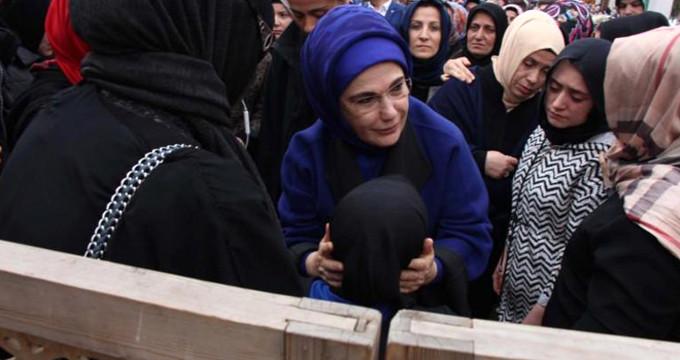 Erdoğan ailesinin acı günü!