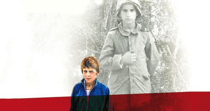 Şehit Eren Bülbül ve Çanakkale'deki çocuk asker aynı karede