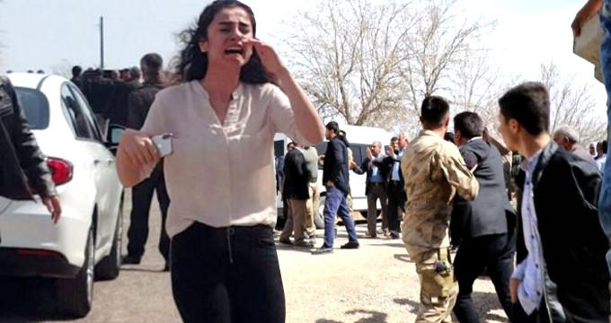 2 husumetli aile birbirine girdi, öğrenciler silahların arasında kaldı