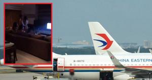 4 hostes, 2 pilot! Ünlü hava yolu şirketinde grup ilişki skandalı