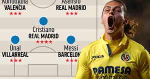 Atletico Madridi yıkan Enes, haftanın 11inde