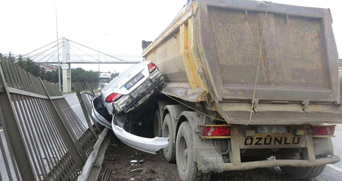ATS taktırmayan hafriyat kamyonlarına büyük ceza! Son gün 2 Nisan