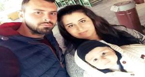 Bir tabutta iki beden! Anne ve 6 aylık bebeği birlikte toprağa verildi