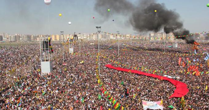 Diyarbakır Valiliği'nden Nevruz'a izin çıktı!
