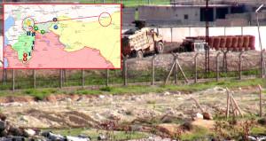 Hainler Afrin'in 290 km doğusundan saldırdı! 18 terörist öldürüldü