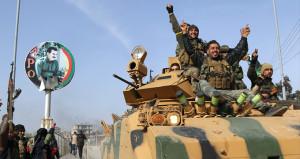 Hükümetten Afrin yorumu: YPG çekilmedi, kaçtı!