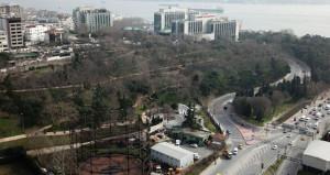 İstanbul trafiğine soluk aldıracak! Tünel projesi havadan görüntülendi