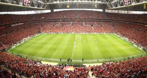 Süper Ligde seyirci sayısı resmen patlama yaptı