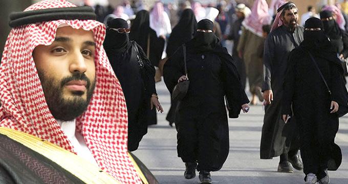Suudi Arabistan'da devrim gibi kara çarşaf kararı