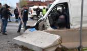 Ters yöne girip hayatını kaybetti, polis bomba alarmına geçti!