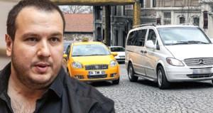 Uber-sarı taksi tartışmasına Şahanda dahil oldu: Kınıyorum