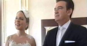 Usta sanatçı, kendisinden 30 yaş küçük öğrencisiyle evlendi